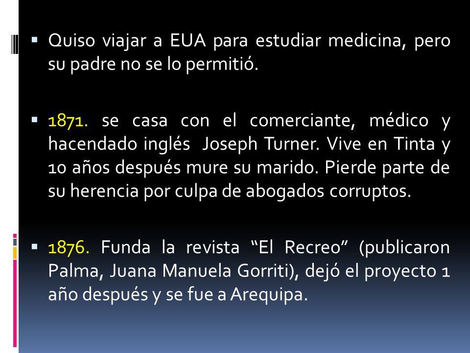 1877.participa en tertulias literarias Veladas literarias 1884.