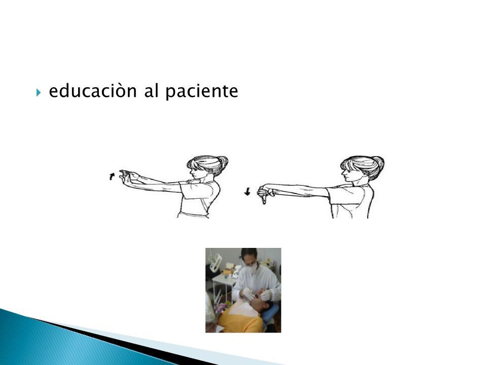 educaciòn al paciente