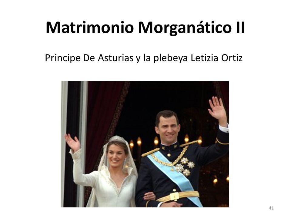 Matrimonio Morganático II Principe De Asturias y la plebeya Letizia Ortiz 41