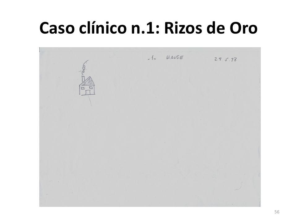 Caso clínico n.1: Rizos de Oro 56