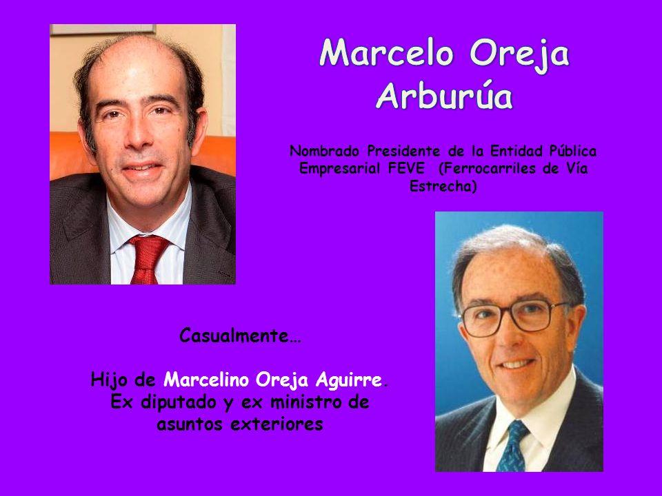 Casualmente… Compañera sentimental de Alberto Feijóo. Presidente de la Xunta de Galicia