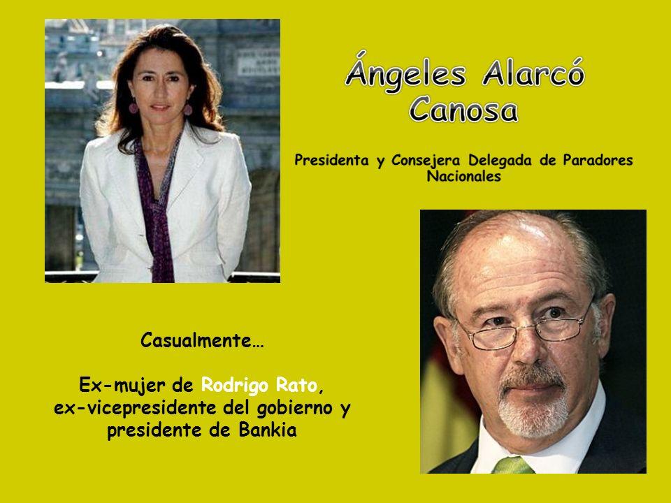Casualmente… Concuñado de Cristóbal Montoro, actual ministro de hacienda