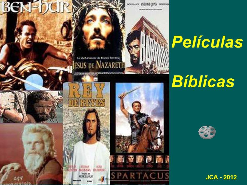 Películas Bíblicas JCA - 2012