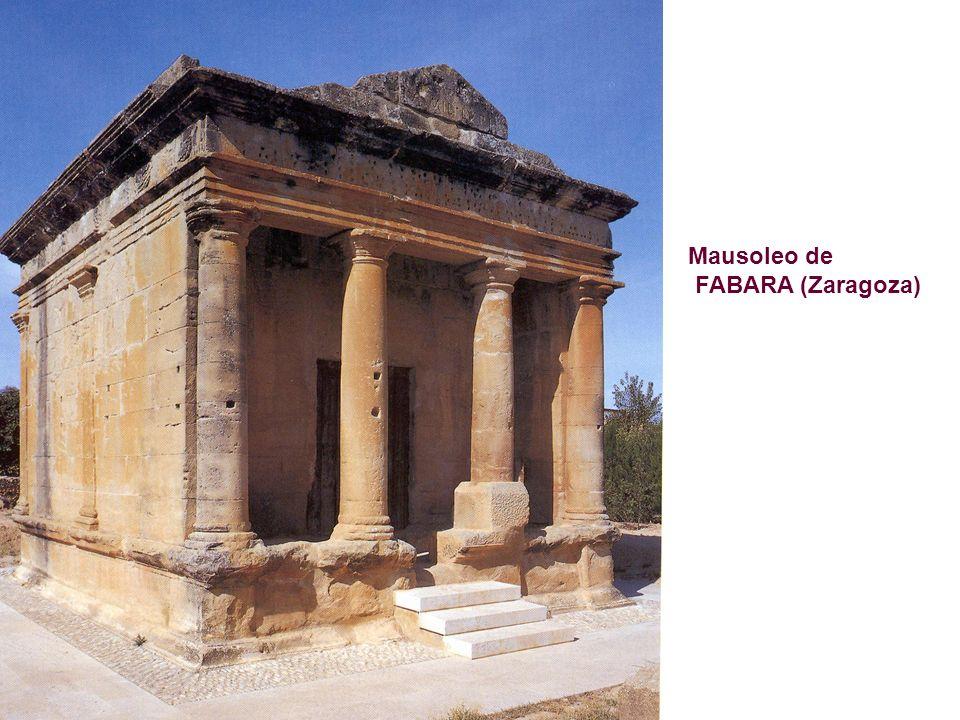 Mausoleo de FABARA (Zaragoza)