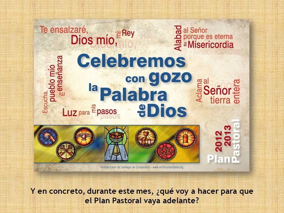 Nota del Secretariado de Catequesis de Santiago de Compostela para el curso 2012-13: Hemos comprendido que nuestra diócesis y el mundo necesita una cu