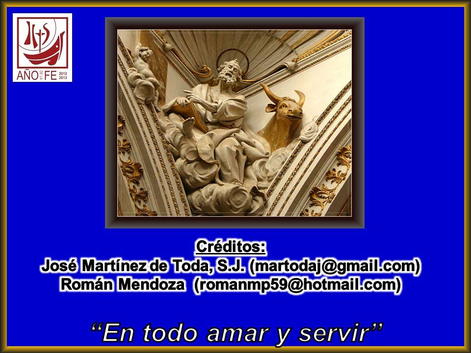 Creo en el Espíritu Santo, la Santa Iglesia católica, la comunión de los santos, el perdón de los pecados, la resurrección de la carne y la vida etern
