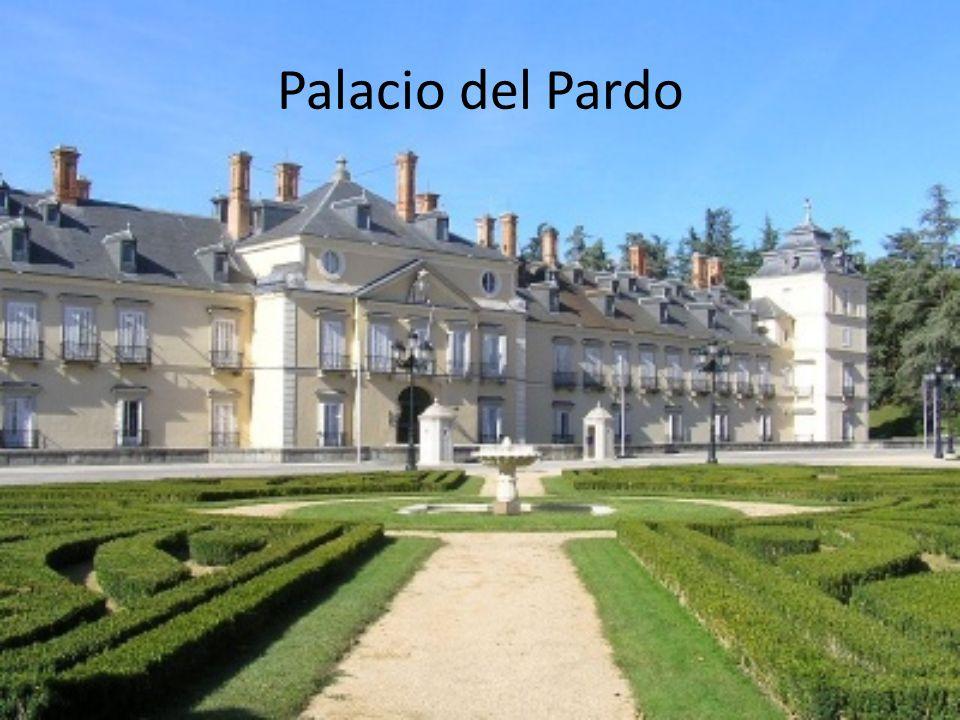 Palacio del Pardo