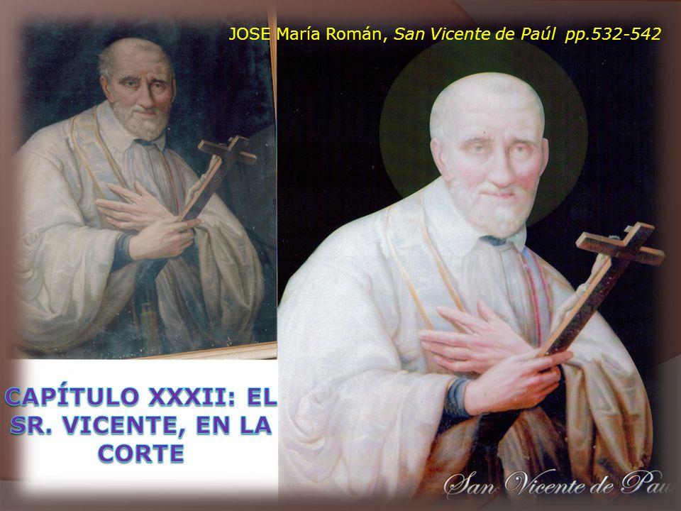 JOSE María Román, San Vicente de Paúl pp.532-542