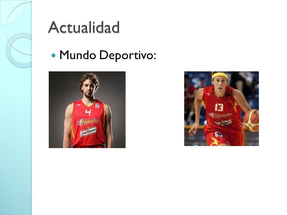 Actualidad Mundo Deportivo: