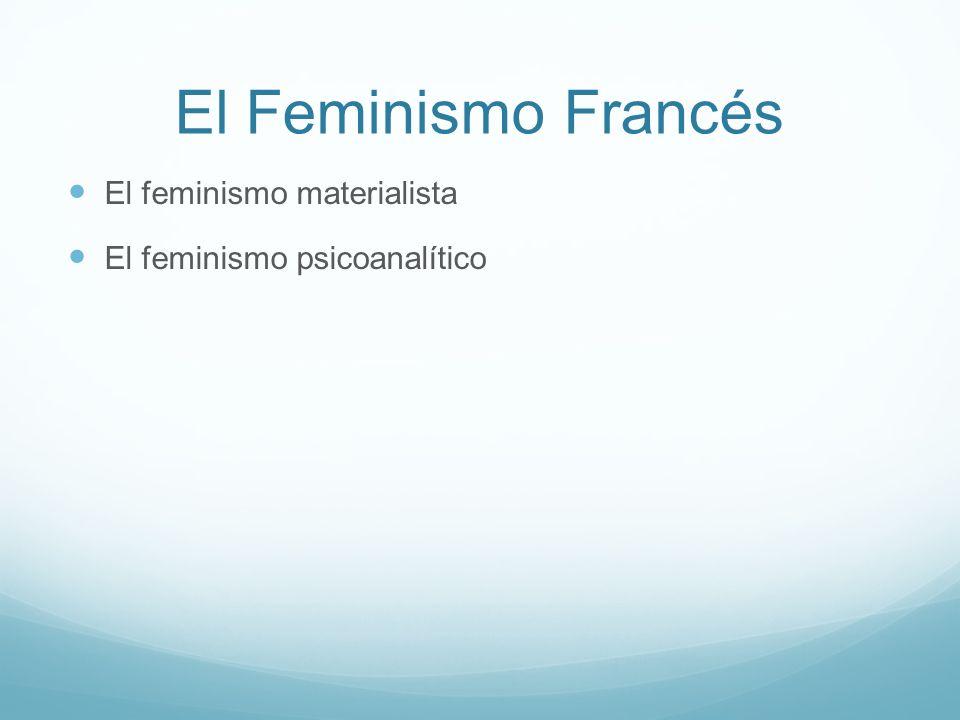 El feminismo multicultural Varios factores afectan la opresión de las mujeres El patriarcado es diferente en los países diferentes
