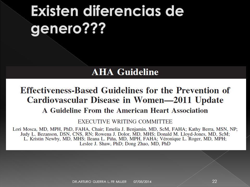 Categoría de Riesgo NCEP 2004 Meta LDL- C mg/dL Muy Alto 30% (subgrupo de Riesgo Alto) < 100 Opcional: < 70 EAC + DM, MFR o FR severo EAC + múltiples