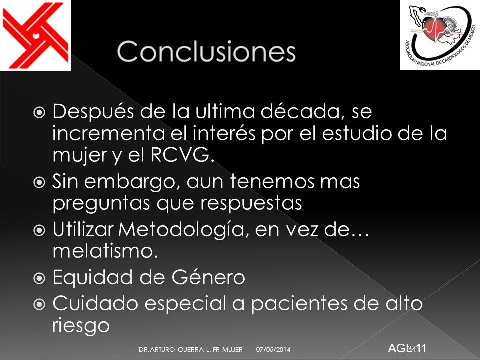 07/05/2014 33 DR.ARTURO GUERRA L. FR MUJER