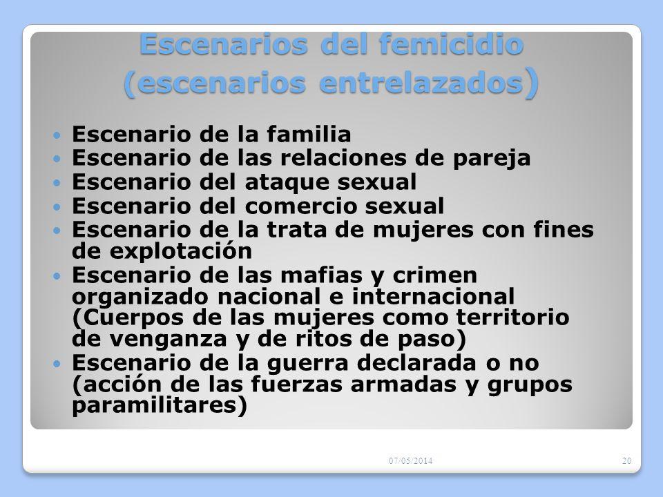 El ensañamiento El ensañamiento es una característica del femicidio En Costa Rica, hay mujeres que han muerto de 67, 48 o 37 puñaladas, estando embarazadas, que han sido decapitadas, desmembradas y sus restos esparcidos en diferentes lugares, torturadas, que fueron rematadas estando indefensas o asesinadas mientras dormían.