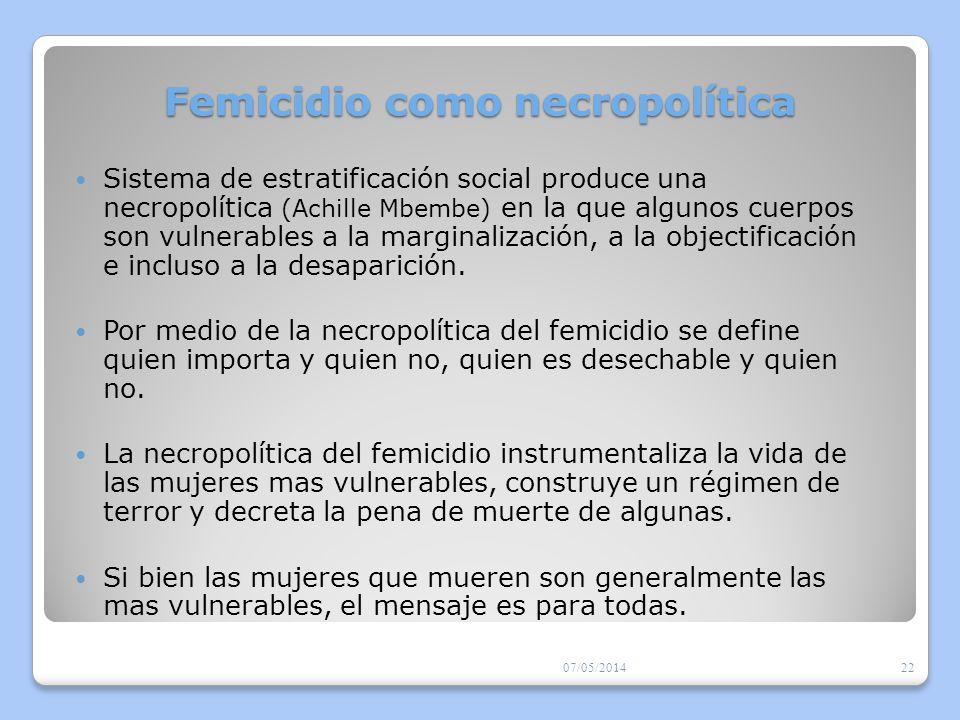 Factores que fomentan el femicidio El femicidio tiene sus propios factores que lo fomentan.