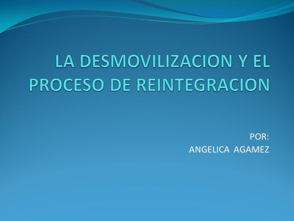 POR: ANGELICA AGAMEZ
