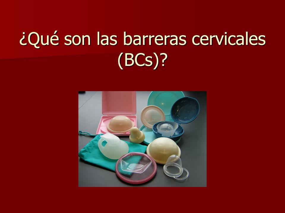 Diafragma Generalmente se utiliza en combinación con un espermicida como método anticonceptivo.