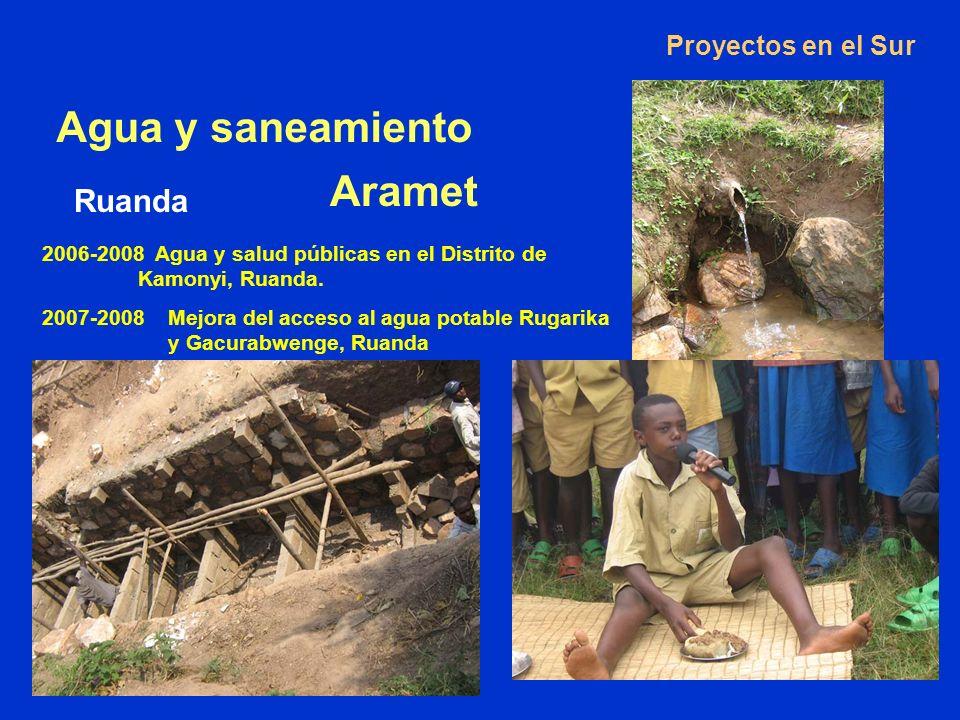 Proyectos en el Sur Mujer 2007-2009 Incidencia en Políticas Locales, El Agustino, Perú.Incidencia en Políticas Locales, El Agustino, Perú.
