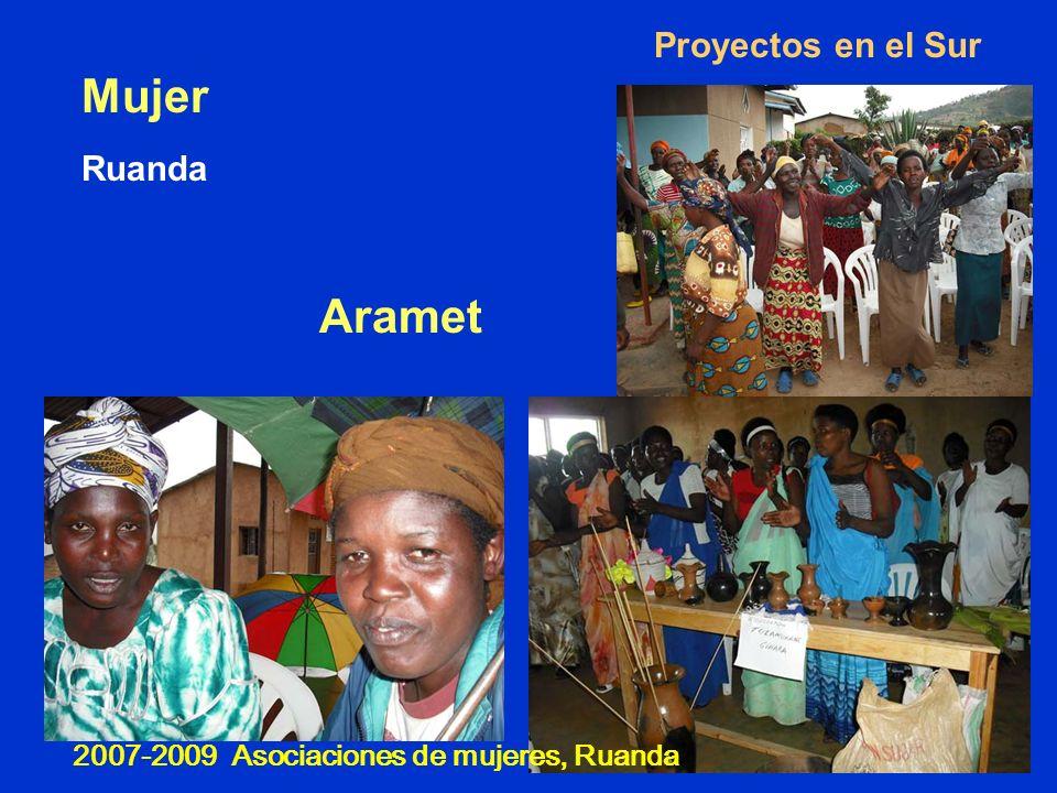 Proyectos en el Sur Otros de Atención Primaria de Salud 2006-2008...