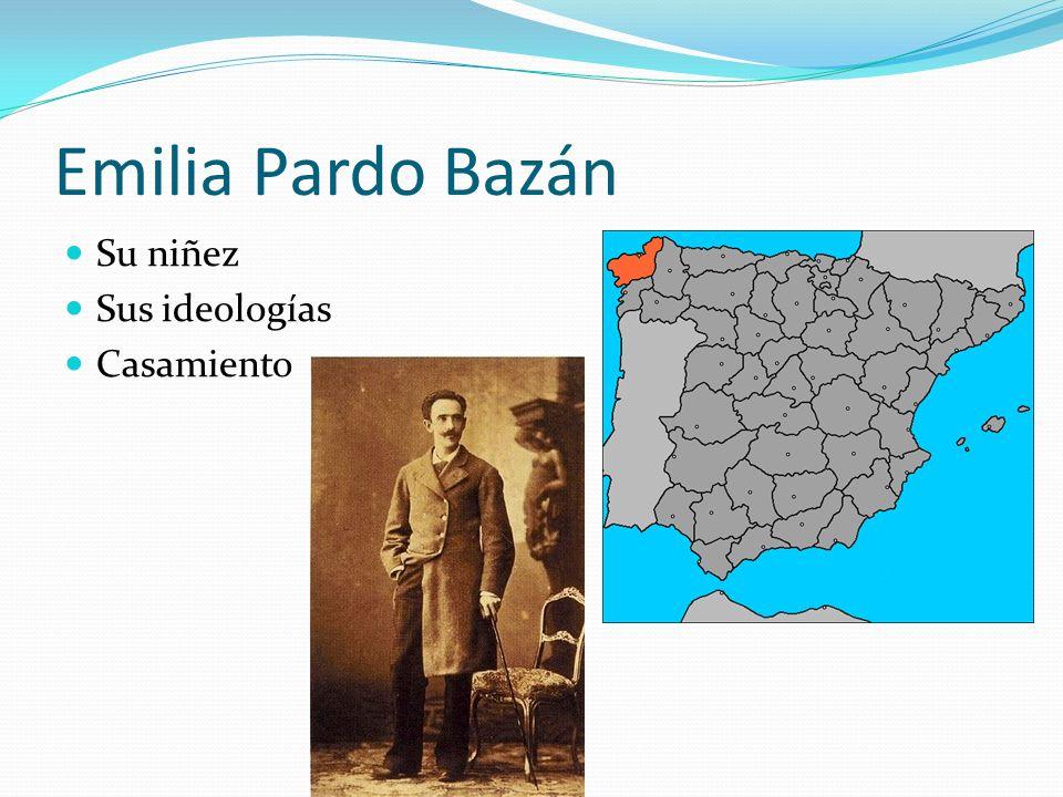 Obras citadas El Ruth Saffar, Emilia Pardo Bazán, in Spanish Women Writers: A Bio-Bibliographical Source Book, eds.
