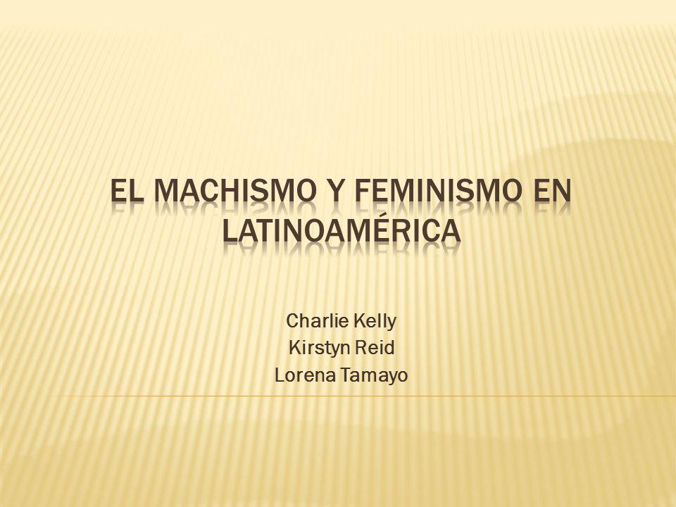 Charlie Kelly Kirstyn Reid Lorena Tamayo