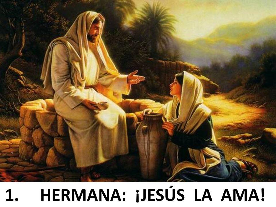 Jesús revolucionó de muchos modos su tiempo y, para nosotras las mujeres, su actitud es una revolución total.