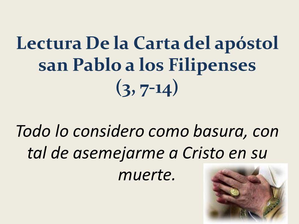 CORDERO Cordero de Dios, que quitas el pecado Del mundo, Ten piedad, ten piedad Señor.