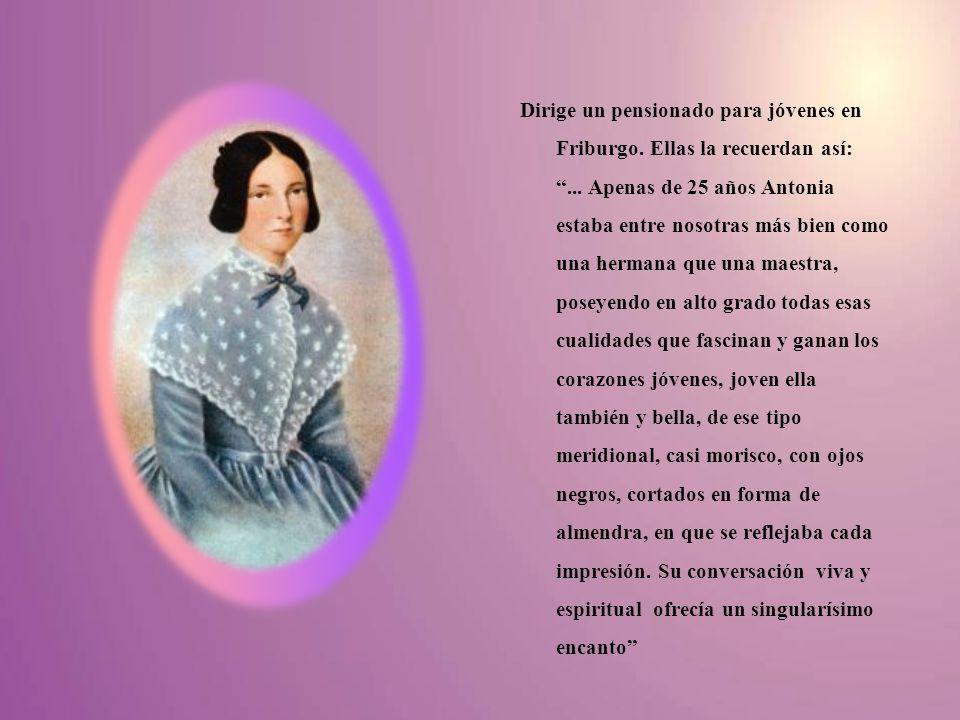Hoy, 16 de marzo de 1822, a las dos de la madrugada ha nacido ANTONIA de mi bien amada esposa Susita (Antonio de Oviedo)