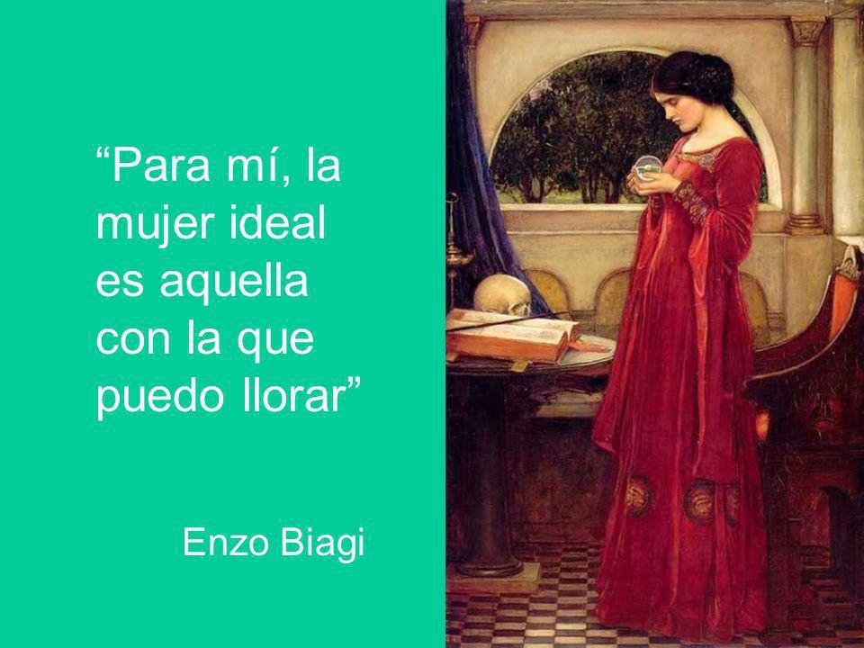 La intuición de una mujer es más precisa que la certeza de un hombre Rudyard Kipling