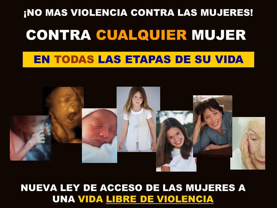 ELLA ERA ANA. VICTIMA INOCENTE DE LA VIOLENCIA MAS CRUEL EJERCIDA CONTRA LA MUJER: EL ABORTO. Todo individuo tiene derecho a la vida, a la libertad y