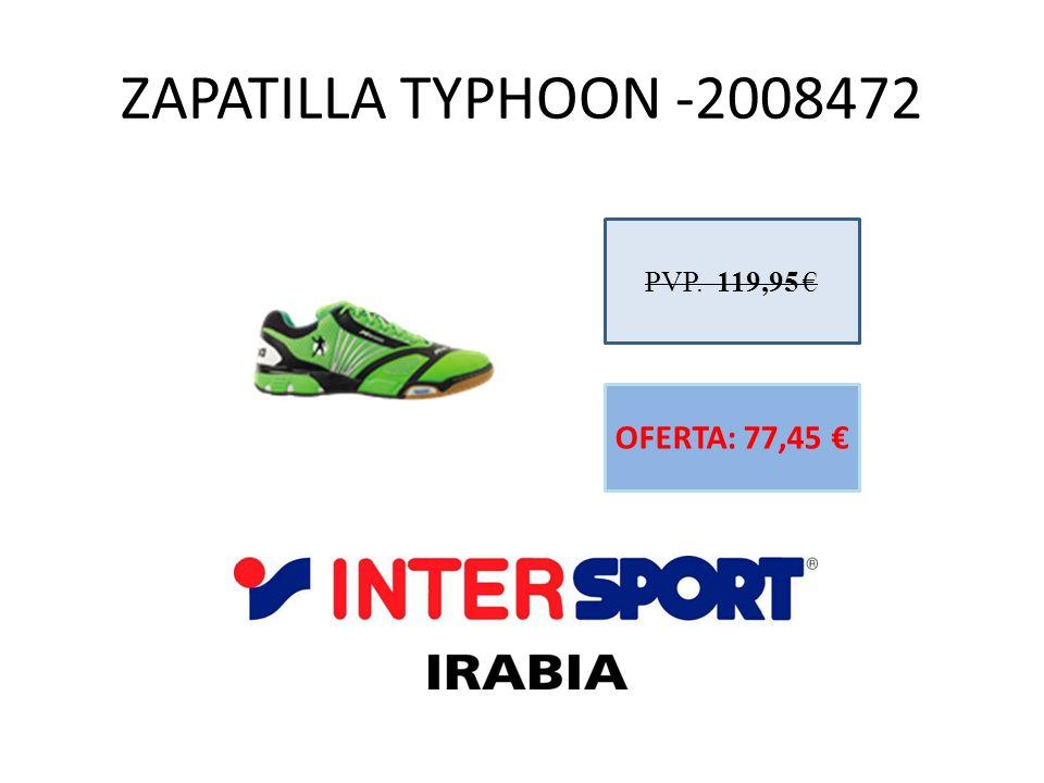 ZAPATILLA CYCLONE XL-2008474 PVP. 99,95 OFERTA: 64,55