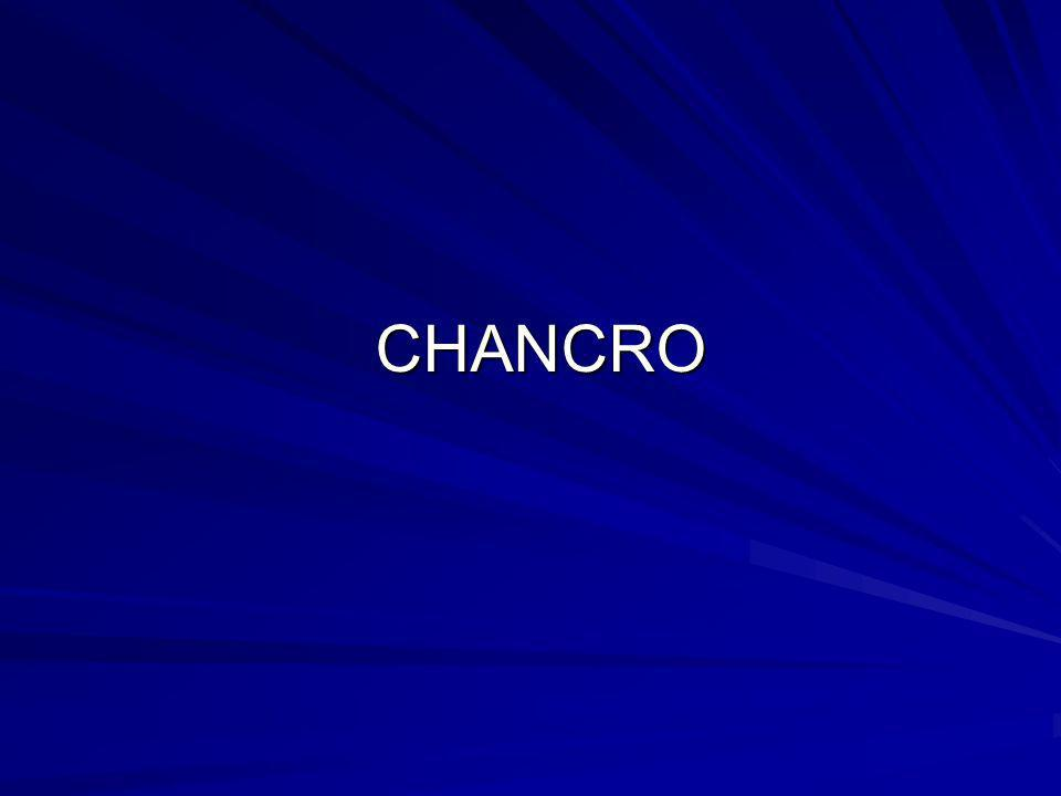 CHANCRO