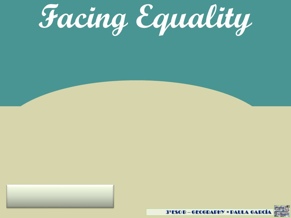 Facing Equality