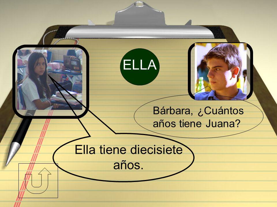 Él Victor, ¿Dónde vive Julio? Él vive en una casa enTemuco.