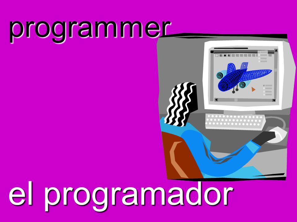 programmer el programador
