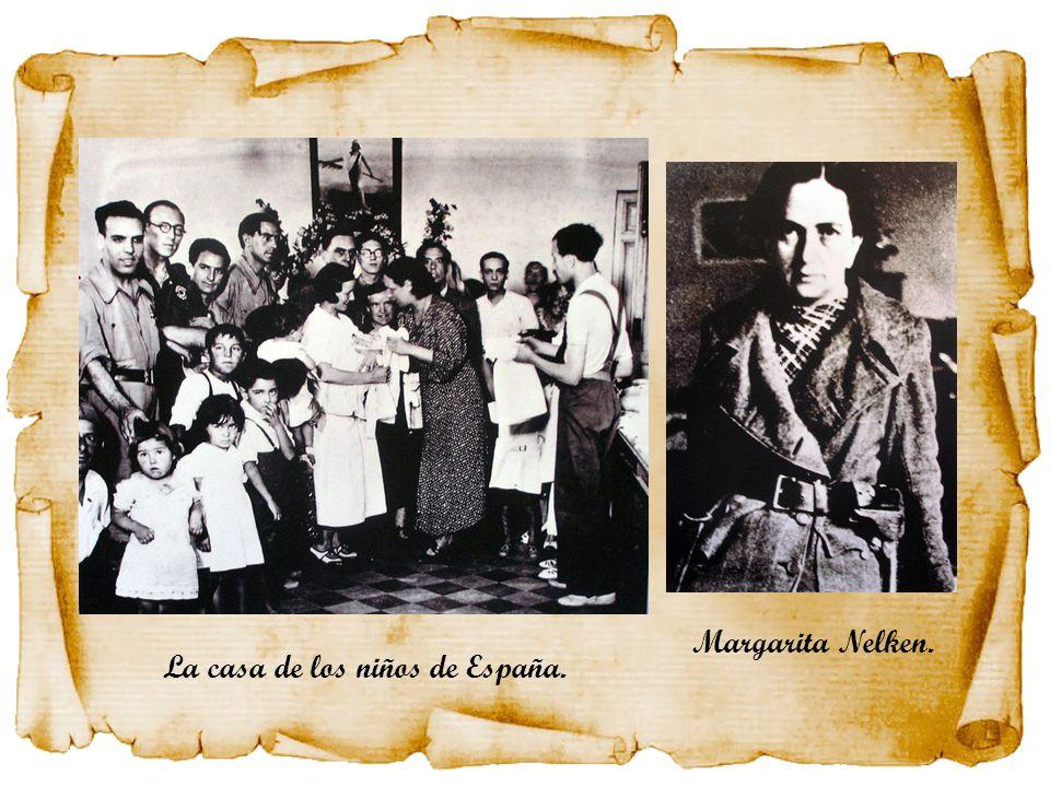La casa de los niños de España. Margarita Nelken.