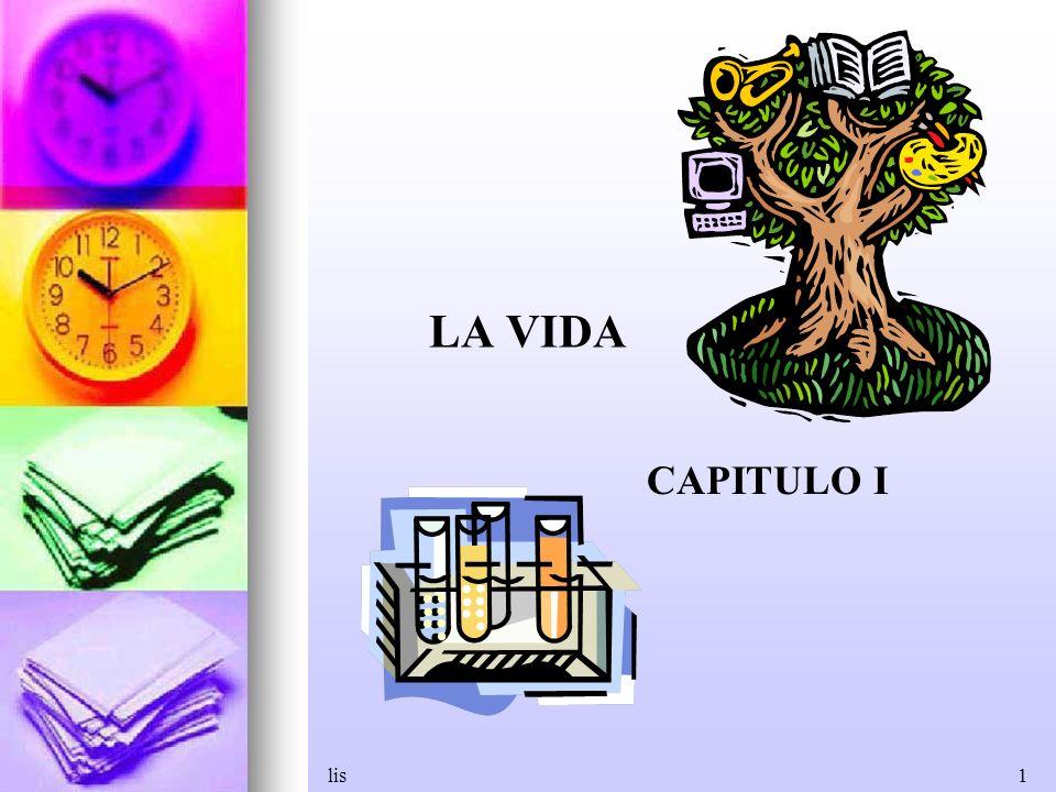 lis1 LA VIDA CAPITULO I
