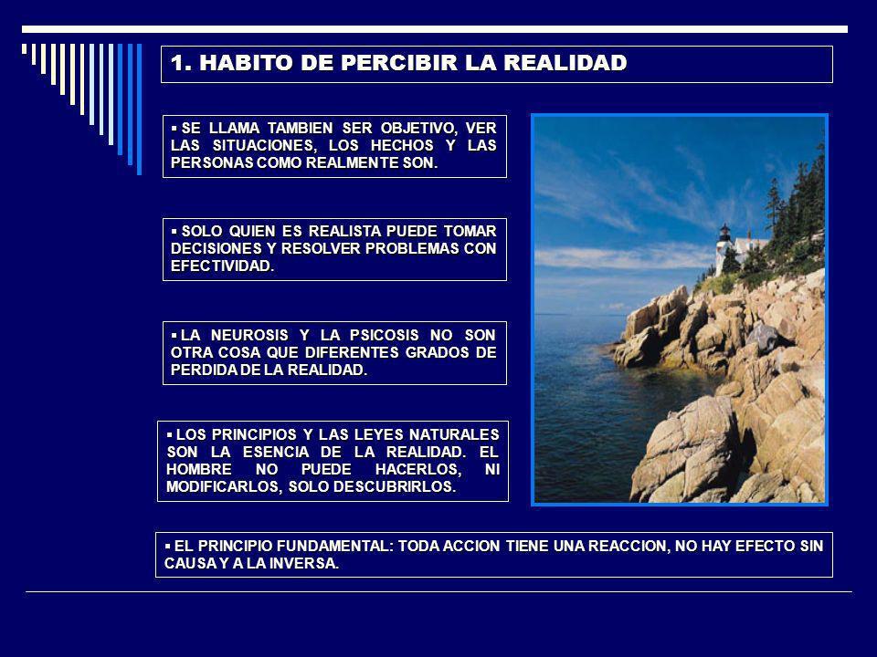 ALGUNOS PRINCIPIOS Y NORMAS IMPORTANTES DE LA VIDA 1.