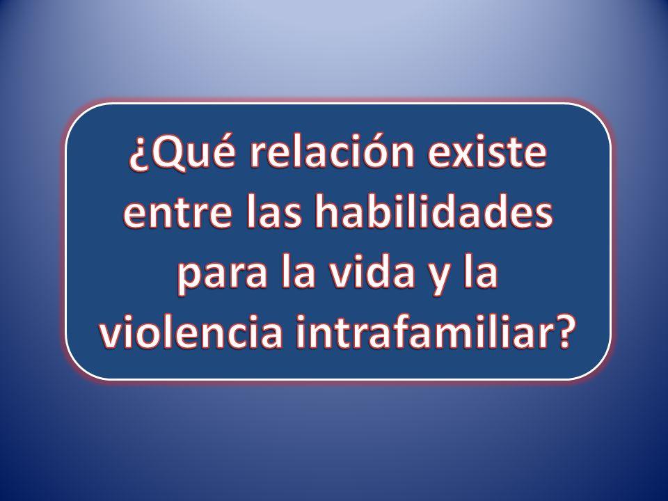 Violencia Intrafamiliar La violencia es el comportamiento cuya intención consiste en dañar o lastimar a otra persona física o psicológicamente (APA).