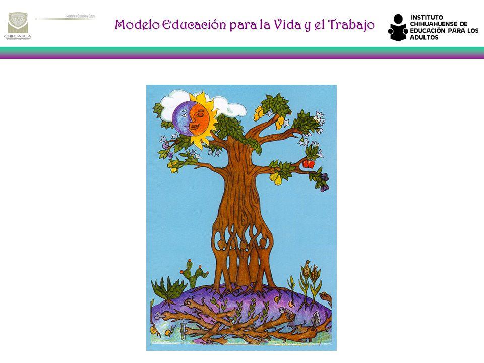 Modelo Educación para la Vida y el Trabajo Tratamiento Metodológico Recuperación de la experiencia Aplicación Reflexión Análisis Informació n