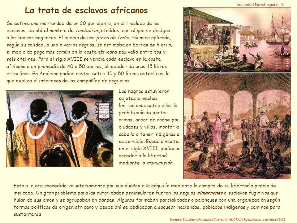 Se estima una mortandad de un 20 por ciento, en el traslado de los esclavos; de ahí el nombre de tumbeiros, ataúdes, con el que se designa a los barco