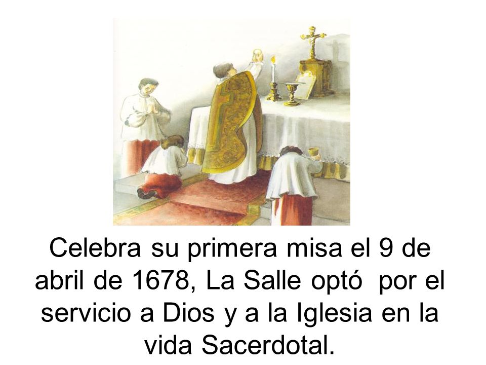 Su Santidad León Xlll lo Beatifica en el año1888.En 1900 es Canonizado.