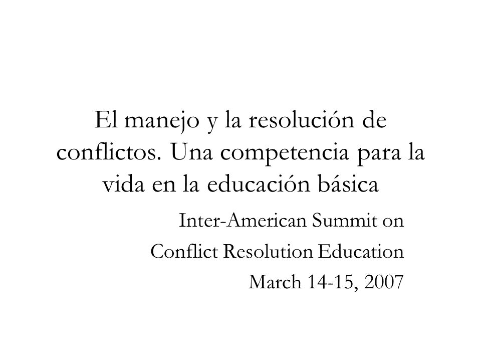 El currículo de la educación básica Currículo de carácter nacional.