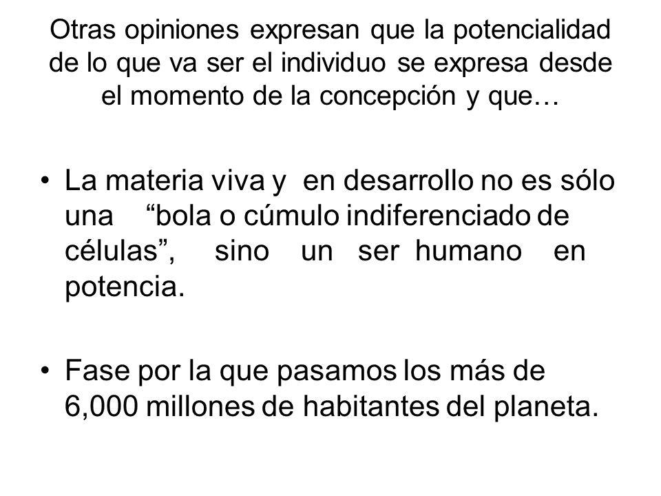 Concepción: Fusión de los gametos masculino y femenino - Provoca acontecimientos bioquímicos, moleculares y morfológicos (activación de una nueva célula: embrión unicelular) -Marca el paso generacional.