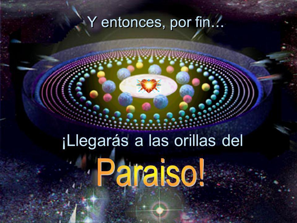 Visitarás cada mundo y conocerás seres maravillosos a medida que avances hacia el interior del Paraíso.