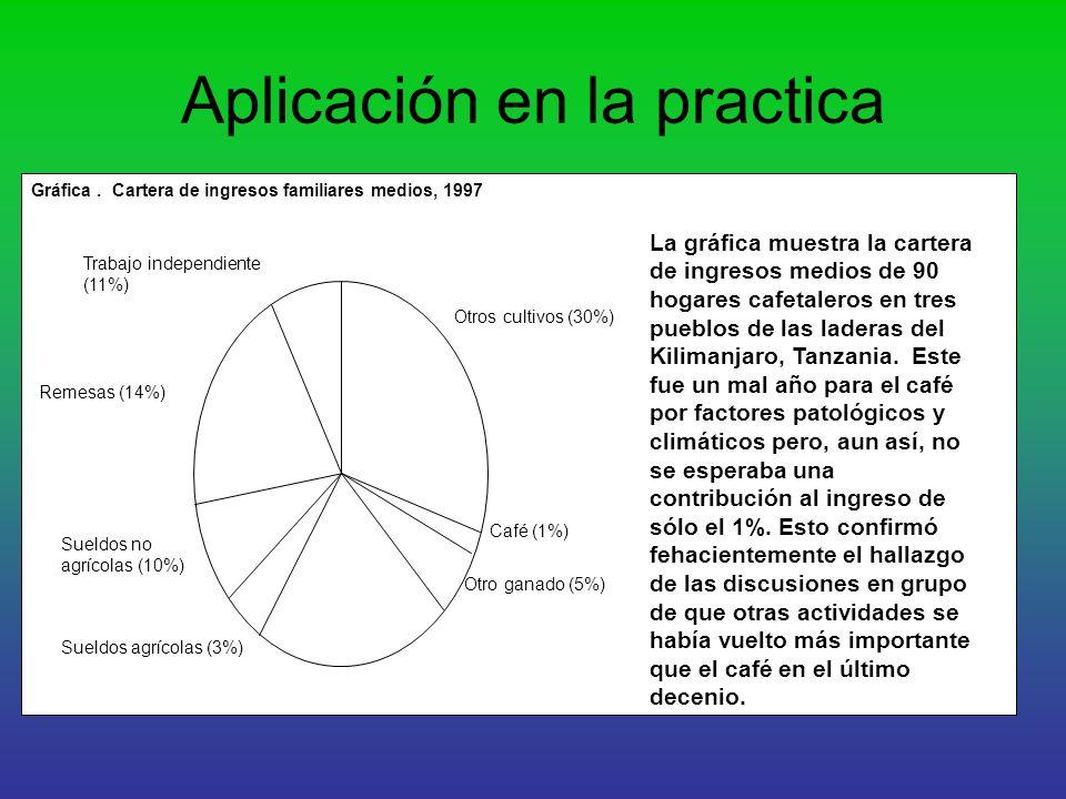 Aplicación en la practica Gráfica.
