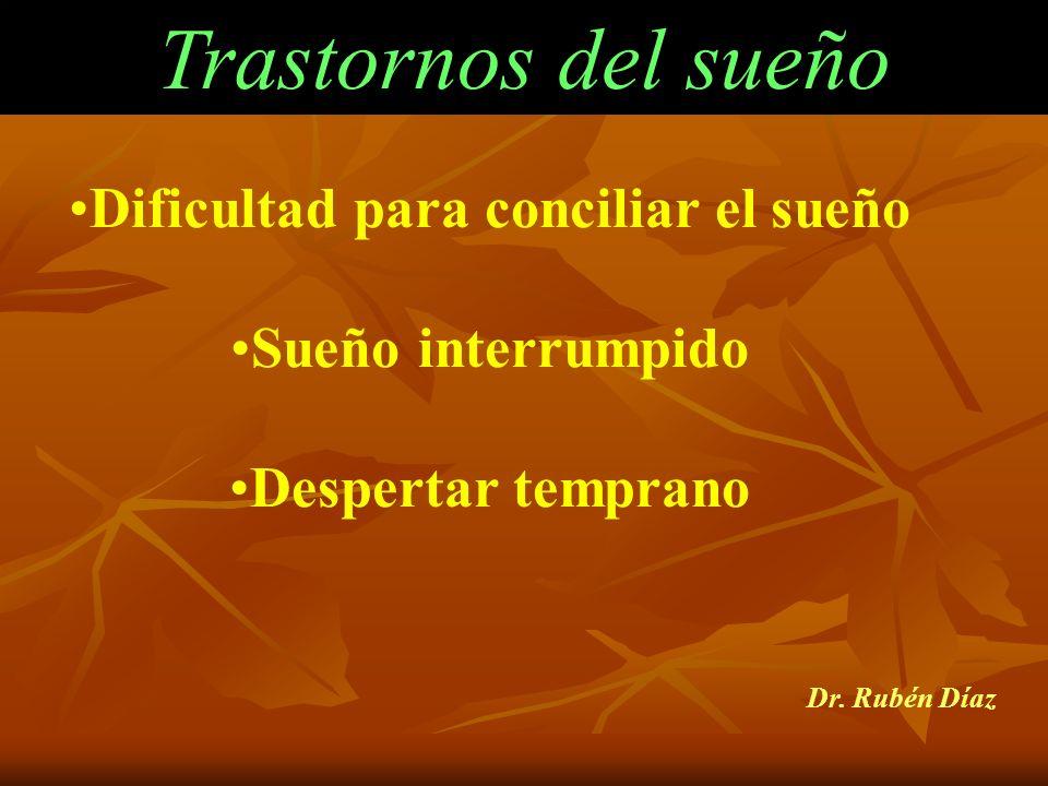 Síntomas de desgaste Dolores de espalda Dolores lumbares Dolores musculares Cervicobraquialgias Dr. Rubén Díaz
