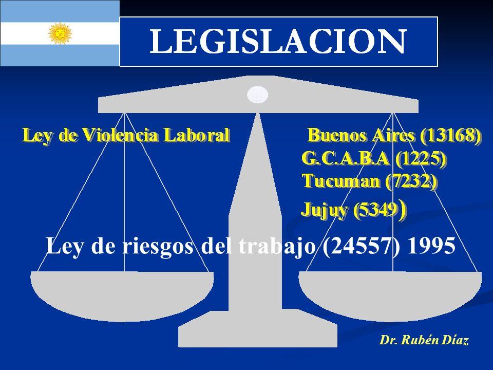 LEY DE CONTRATO DE TRABAJO (20744 ) 1976 Dr. Rubén Díaz