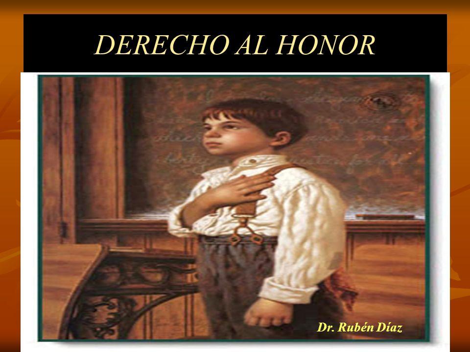 DERECHO A LA NO DISCRIMINACION Dr. Rubén Díaz