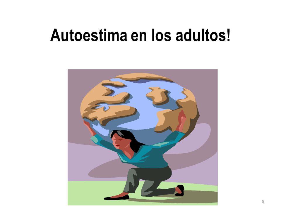 Autoestima en los adultos! 9