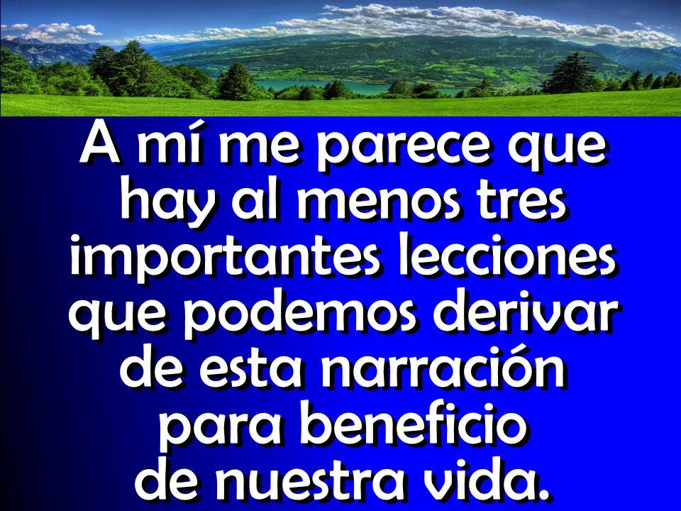 1.Cuando surjan problemas en nuestra vida, busquemos la dirección de Dios.